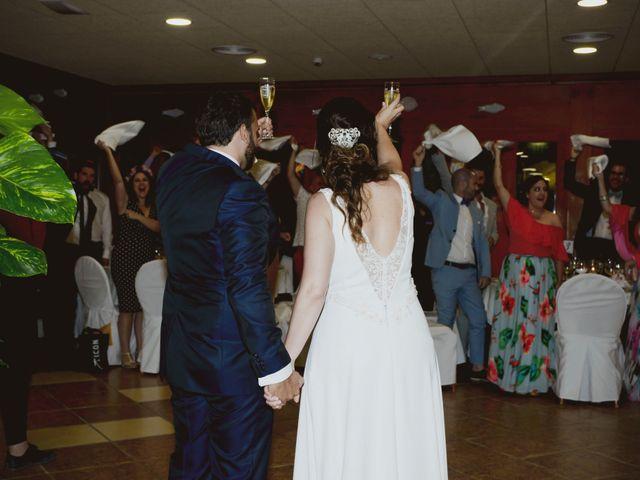 La boda de Rodrigo y Mónica en La/villajoyosa Vila Joiosa, Alicante 17