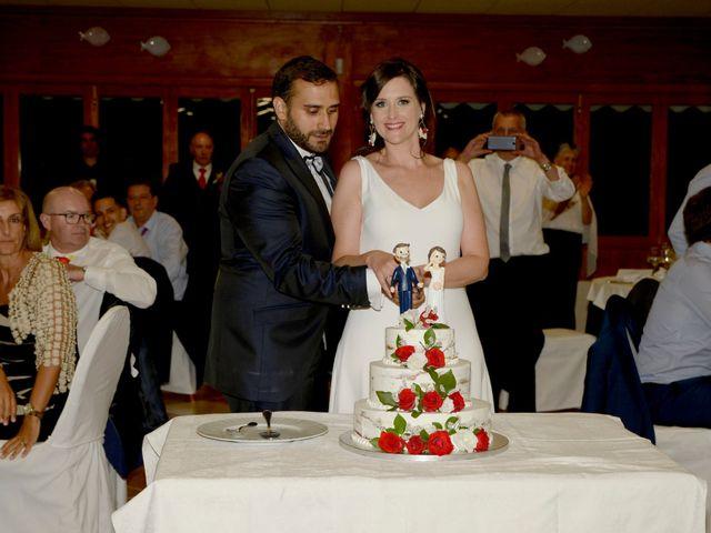 La boda de Rodrigo y Mónica en La/villajoyosa Vila Joiosa, Alicante 18