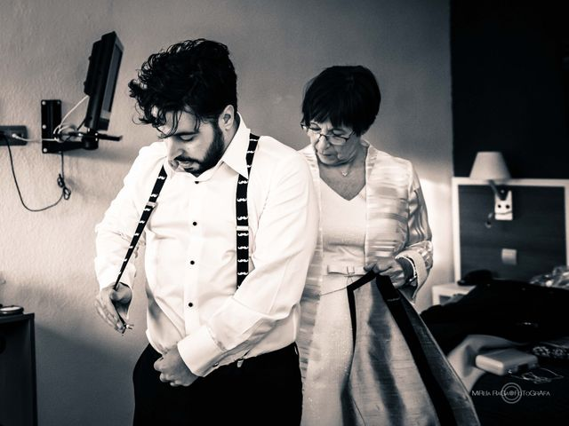 La boda de Pau y Mari Paz en Chiva, Valencia 11