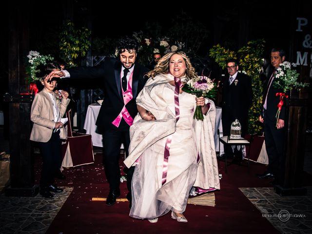 La boda de Pau y Mari Paz en Chiva, Valencia 14