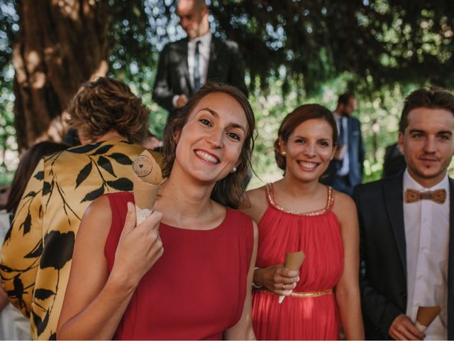La boda de Pablo y María en Nora (Siero), Asturias 48