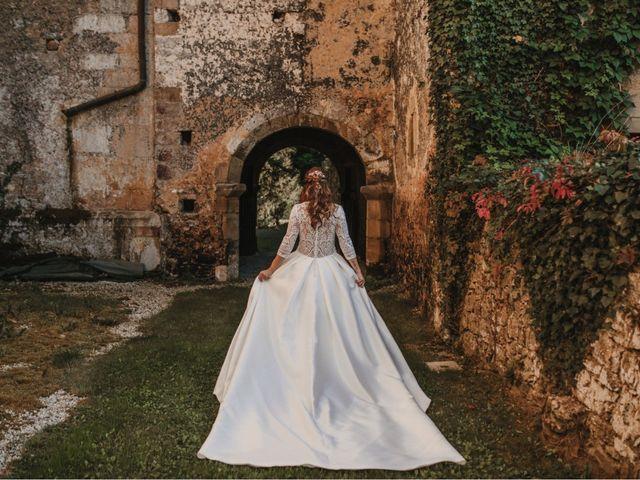 La boda de Pablo y María en Nora (Siero), Asturias 1