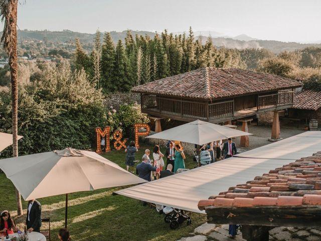 La boda de Pablo y María en Nora (Siero), Asturias 60