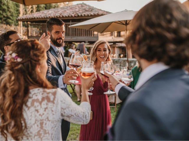 La boda de Pablo y María en Nora (Siero), Asturias 69
