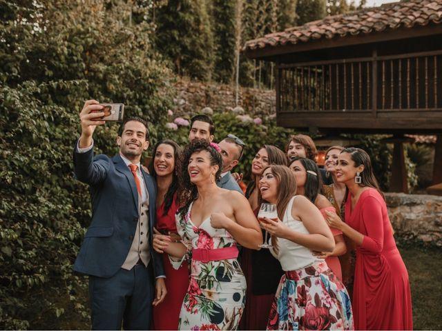 La boda de Pablo y María en Nora (Siero), Asturias 74