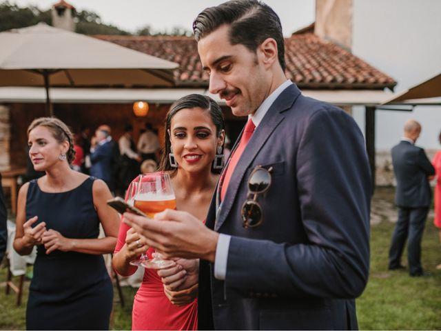 La boda de Pablo y María en Nora (Siero), Asturias 75
