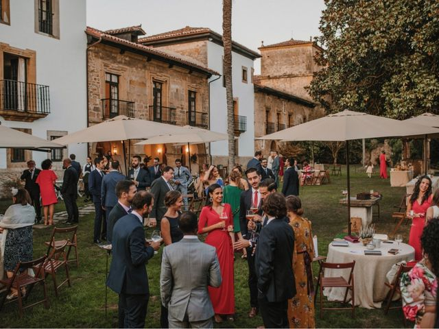 La boda de Pablo y María en Nora (Siero), Asturias 82
