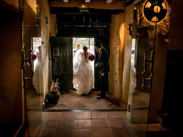 La boda de Pere y Meritxell en Carretera Vandellos, Tarragona 6