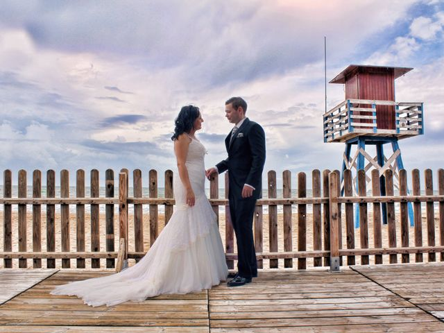 La boda de Mª Valle y Toni