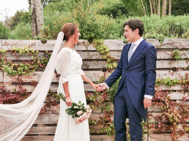 La boda de Sandra y Josu