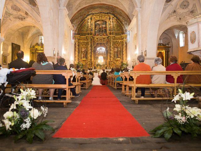 La boda de Raúl y Noemi en Villace, León 7