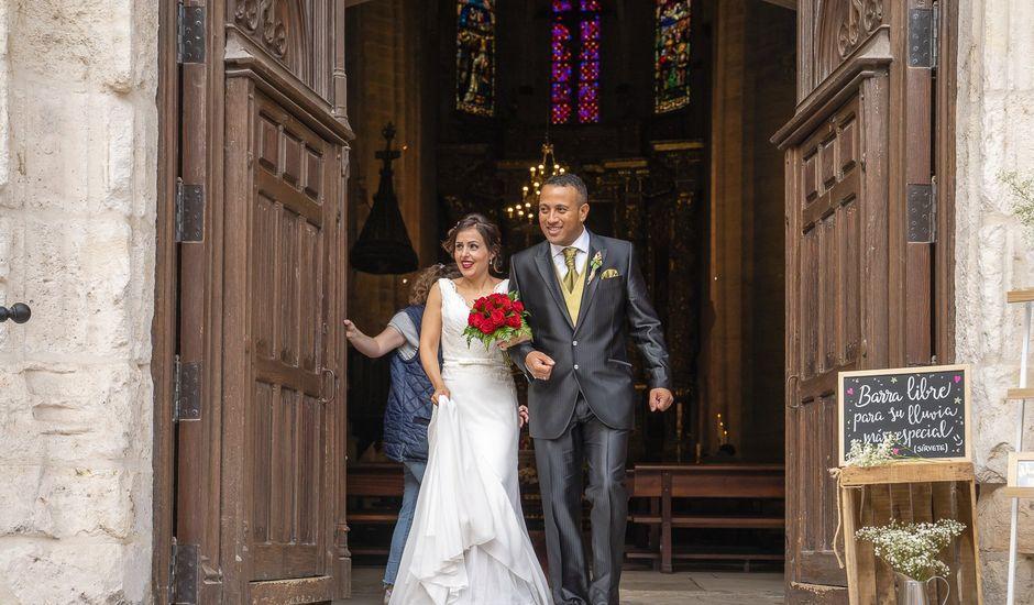 La boda de Carolina  y César  en Burgos, Burgos