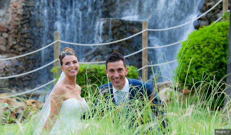 La boda de Jose y Cristina en Santa Maria Del Cami (Isla De Mallorca), Islas Baleares