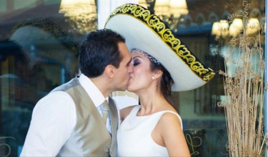 La boda de Maira y David en Madrid, Madrid