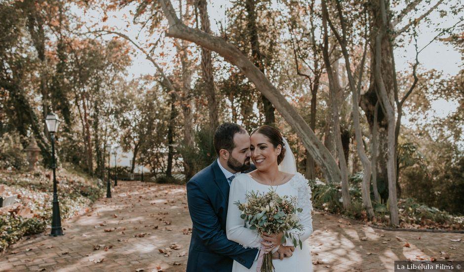 La boda de Juan y Ana en Málaga, Málaga