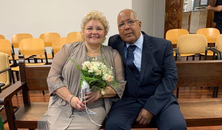 La boda de Pedro Eduardo  y Neisy   en Costa Teguise, Las Palmas