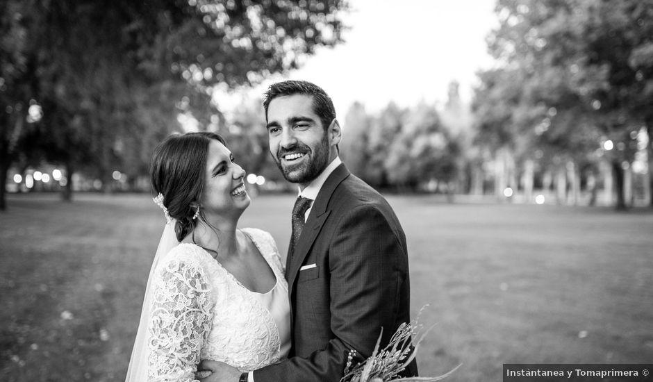 La boda de Jesús y Tamara en Madrid, Madrid