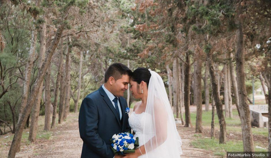 La boda de Arlene y Marco en Tarragona, Tarragona