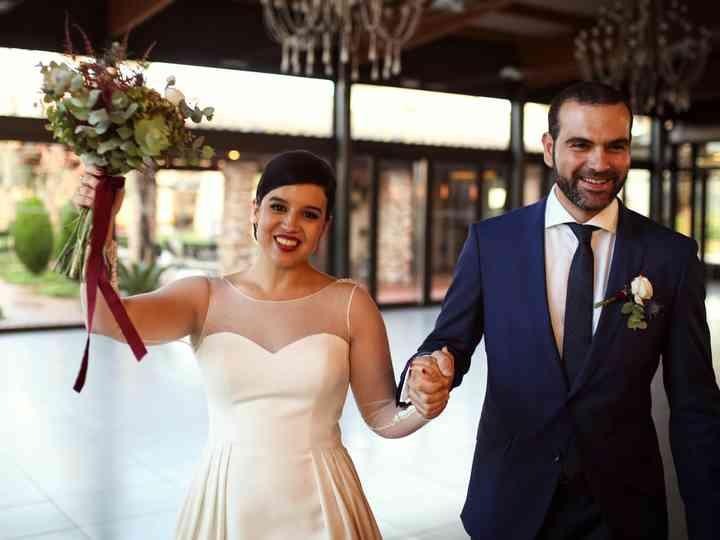 La boda de Lucía y Nacho