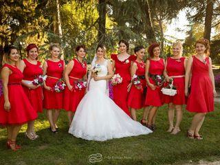La boda de Roxana  y Andrei 1