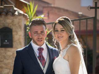 La boda de Roxana  y Andrei