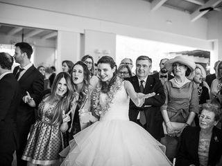 La boda de Andrea y Tono 1