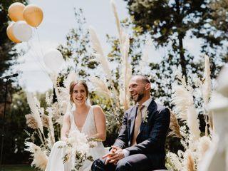 La boda de Carles y Claudia