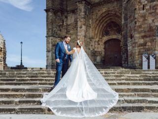 La boda de Verónica y Iñigo