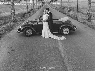 La boda de Pilar y José María