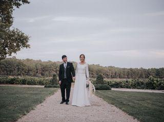 La boda de Lucia y Txema