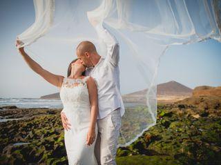 La boda de Sahira y Miguel