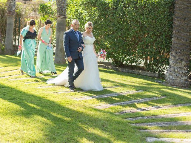 La boda de Dani y Sandra en Sant Vicenç De Montalt, Barcelona 52
