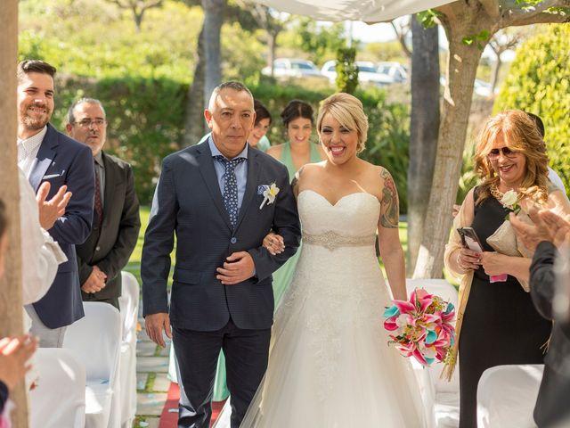 La boda de Dani y Sandra en Sant Vicenç De Montalt, Barcelona 53