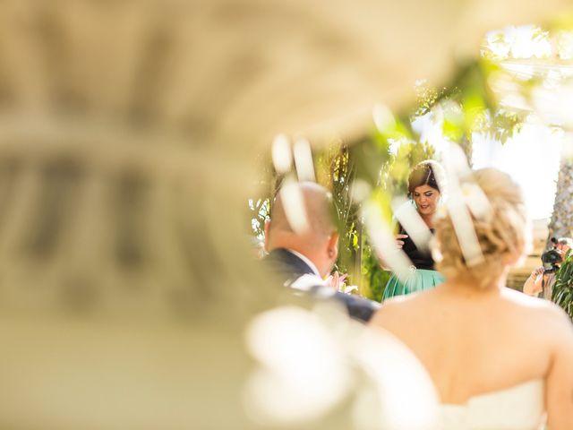 La boda de Dani y Sandra en Sant Vicenç De Montalt, Barcelona 56