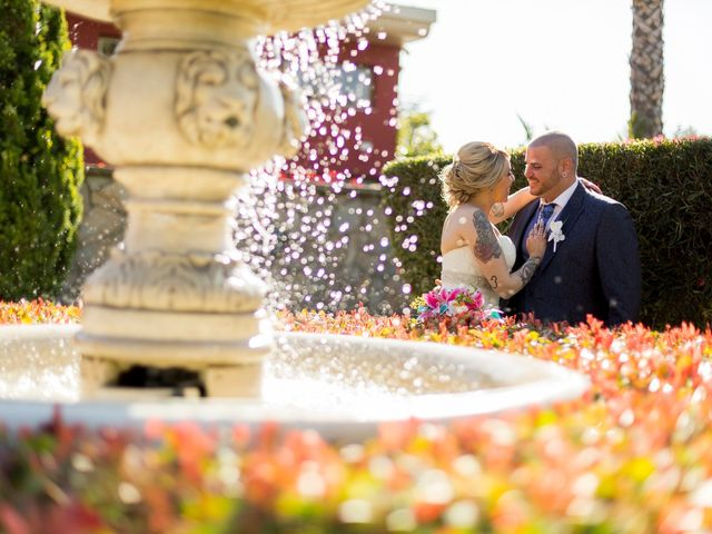 La boda de Dani y Sandra en Sant Vicenç De Montalt, Barcelona 62