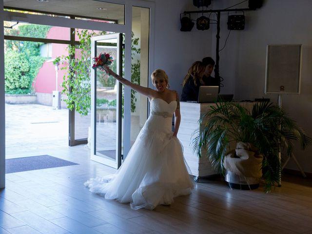 La boda de Dani y Sandra en Sant Vicenç De Montalt, Barcelona 75