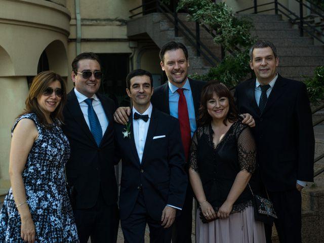 La boda de Jose y Cristina en Madrid, Madrid 15