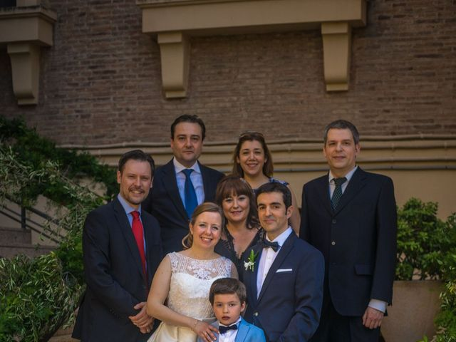 La boda de Jose y Cristina en Madrid, Madrid 17