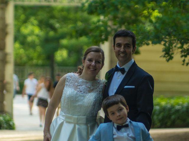 La boda de Jose y Cristina en Madrid, Madrid 22