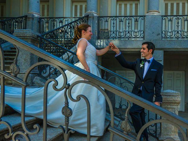 La boda de Jose y Cristina en Madrid, Madrid 23