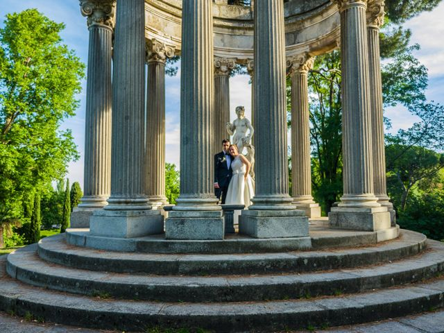 La boda de Jose y Cristina en Madrid, Madrid 25
