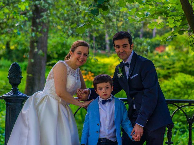 La boda de Jose y Cristina en Madrid, Madrid 26