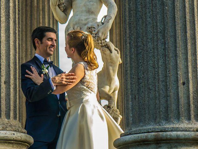 La boda de Jose y Cristina en Madrid, Madrid 27