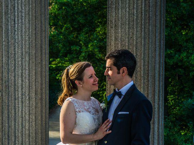 La boda de Jose y Cristina en Madrid, Madrid 29