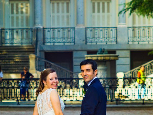 La boda de Jose y Cristina en Madrid, Madrid 30