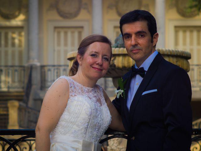 La boda de Jose y Cristina en Madrid, Madrid 31