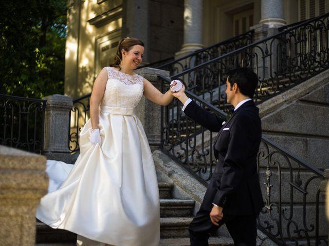 La boda de Jose y Cristina en Madrid, Madrid 32
