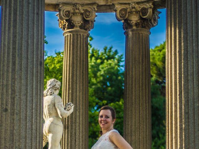 La boda de Jose y Cristina en Madrid, Madrid 36