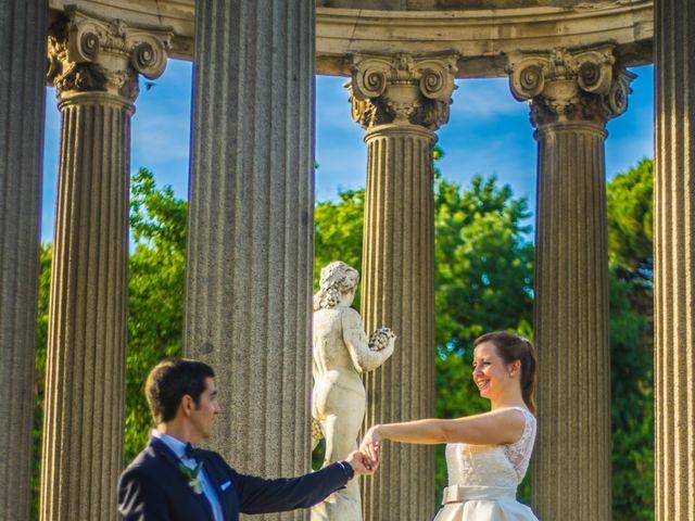 La boda de Jose y Cristina en Madrid, Madrid 37