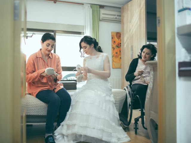 La boda de Dimi y Viviana en Carpesa, Valencia 7